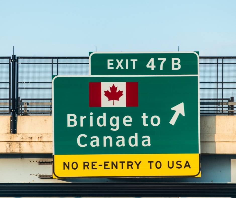 immigration and refugees Canada border